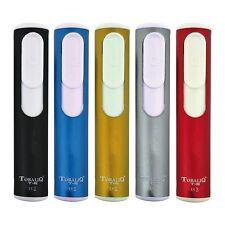 T-8 USB Elektro Feuerzeug Glühspirale Winddicht Aufladbar Zigaretten-Anzünder