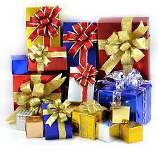 Geschenk Band edler Glitzereffekt - Geschenkschleifen Geburtstag Weihnachten