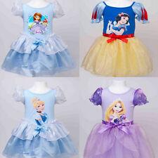 Principesse - Vestito Tutù Bambina - Girl dress - Rapunzel Biancaneve 008020-23