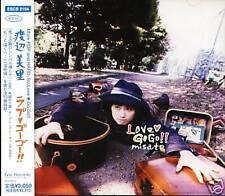 Misato Watanabe - Love Go Go !! - Japan CD - NEW J-POP