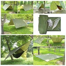 Waterproof Portable Camping Tent Tarp Shelter Mat Lightweight Hammock Cover Gear