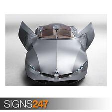 BMW concetto 4 (ad085) auto POSTER-FOTO POSTER STAMPA ARTE A0 A1 A2 A3 A4