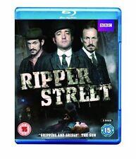 Ripper Street - Series 1 - Complete (Blu-ray, 3-Disc Set)