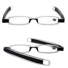 Slim mini Folding Reading Glasses Reader Spectacles +1.00 1.50 2.00 2.50 3.0 3.5