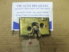 VW GOLF PASSAT JETTA RIGHT REAR DOOR LOCK CATCH 193839016A 193839016C 327839016B