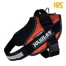 Julius K9 IDC Dog Harness Copper Orange Size 1 ( 63-85cm) 14859
