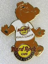 KUALA LUMPUR,Hard Rock Cafe Pin,White T-Shirt Series