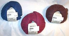 Teva Durham Fern Loop-d-Loop Yarn Wool Blend Bulky Yarn Loom Knit Crochet
