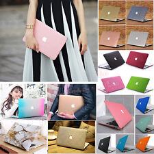 """Silky Glitter Cutout Ultra-Slim Matte Case for MacBook Air Pro 11"""" 13""""15""""+Retina"""