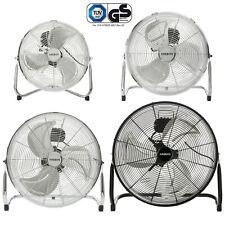 Arebos Bodenventilator Windmaschine Lüfter Standventilator Ventilator 30 - 50 cm