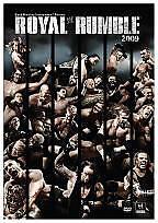 Royal Rumble 2009 (DVD, 2009)