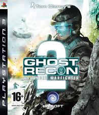 Ghost RECON 2 Advanced Warfighter ps3 * in ottime condizioni *