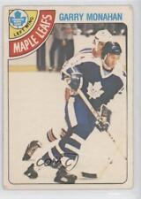 1978-79 O-Pee-Chee #268 Garry Monahan Toronto Maple Leafs Hockey Card