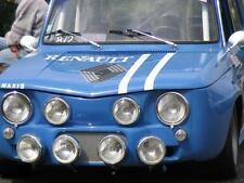 """Peintures Glasurit/RM: Renault Gordini """"Bleu de France"""" réf 418 brillant direct"""
