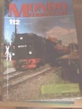 Mondo Ferroviario 112 1995 In Treno verso Eolie Sicilia