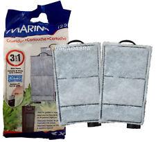 HAGEN MARINA i25 1, 2, 3, 6, 12, 24 REPLACEMENT POWER FILTER CARTRIDGE 2 PACK