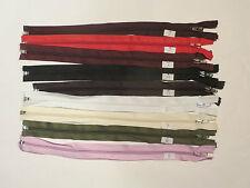 Reißverschluss 35 cm ,Teilbar ,Nylon Spriale