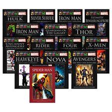 Marvel | Die Offizielle Comic Sammlung |hachette |panini comics |Hardcover