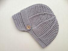 Baby Boy Crochet Cotton Hat