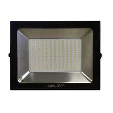 FLOOD LIGHT SMD 10W 30W 50W 80W 100W SMD LED IN WARM WHITE IP65 WATERPROOF