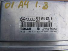 Audi A4 1.8  VW 01 Passat Engine ECU ECM 4B0 906 018 Q