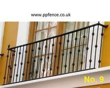 Building Regulations Juliet Balcony,Balustrades,Railings ( No. 9 ) HIGH QUALITY