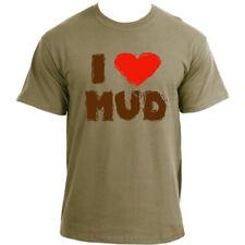 I Love Mud Music Festival Summer Glastonbury T-Shirt