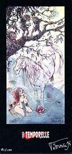 Ex-libris TIBURCE TAP 100ex-s 10x21