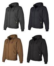 DRI DUCK Mens S-3XL 4XL LT XLT 2XLT Heavy Hooded Zip Jacket Thermal Lined d7033