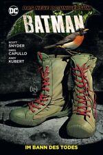 Batman-brochée HC allemand à partir de #1 variant-reliés scott snyder + Greg Capullo