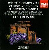 , Weltliche Musik im Christlichen und Jüdischen Spanien (Secular Music from Chri