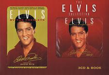 Elvis presley - 3 CD & Book-the Elvis collection (nouveau)