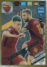 Panini FIFA 365 Adrenalyn 2018 Multiple Club & Country AS Roma Nr. 457