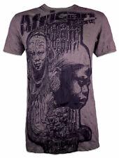 SURE Herren T-Shirt African Tribal Kultur Afrikaner Reggae Festival Rasta M L XL