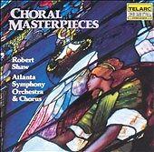Choral Masterpieces - Robert Shaw, Atlanta Symphony & Choir (CD, Telarc)
