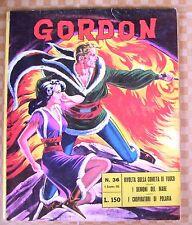 GORDON 36 - ED. SPADA SERIE ORIGINALE 1964 - OTTIMO