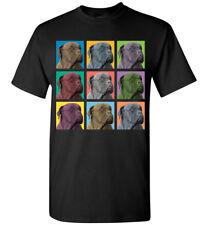 French Mastiff Dog Pop-Blocks T-Shirt - Men Women Youth Tank Long Sleeve Tee