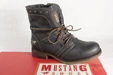 MUSTANG botas niña, Botines, botas, botas de invierno gris 5026 NUEVO