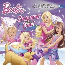 Sleepover Fun! Barbie PicturebackR
