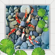 3D Pierre 07 Fond d'écran étage Peint en Autocollant Murale Plafond Chambre Art