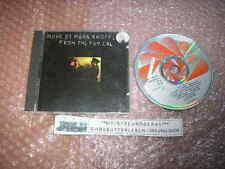 """CD POP MARK KNOPFLER-from the film """"Cal"""" (12) canzone VERTIGO DIRE STRAITS"""