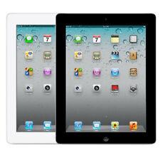 Apple iPad 4th Gen. - 16GB 32GB 64GB 128GB - Wi-Fi + Cellular - Black, White