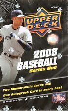 2008 Upper Deck Baseball! Rookies, Inserts, Stars & Base! U PICK! FREE SHIPPING