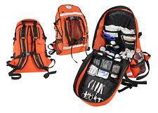 ems pack backpack emt medic trauma orange or red reflective rothco 2345 2445