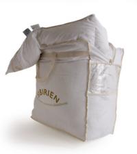DAUNEX Piumino da letto invernale SIBERIANO WARM 100% piumino d'oca bianco