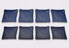 Alaska State Flag Specialty Custom Cornhole Bags - Set of 8