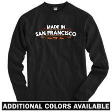 Made in San Francisco V2 Long Sleeve T-shirt LS - 49ers Giants Cali  Men / Youth
