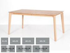 Esstisch Linao A Tisch fest oder ausziehbar Variante Massivholztisch Tisch