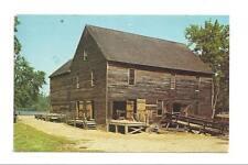 BATSTO NJ Water Powered Saw Mill Vintage New Jersey PC