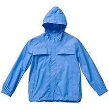 Kid's Regatta 'Rainpak' Blue Waterproof Packaway Jacket.